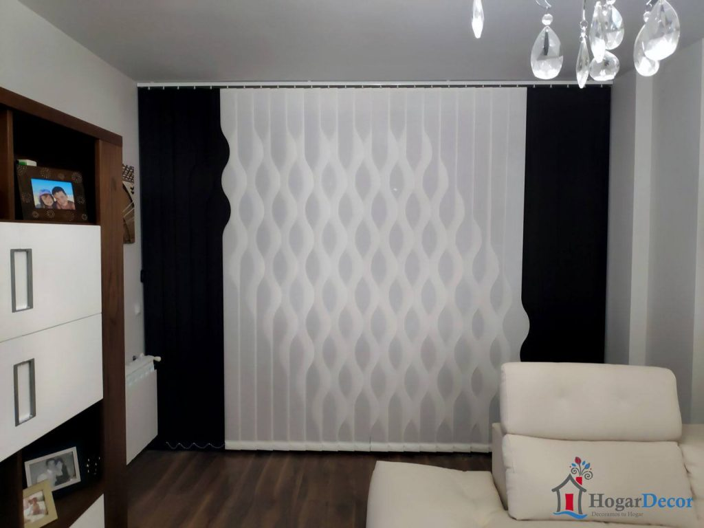 cortinas verticales conformas hogardecor