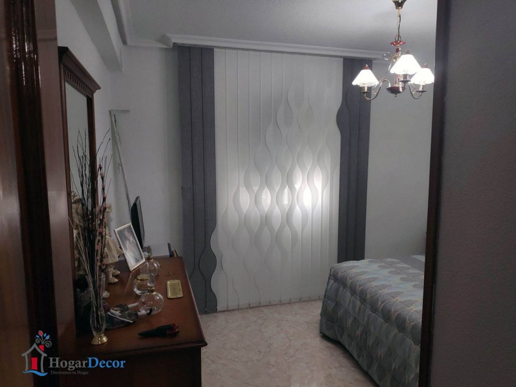 cortinas verticales formas hogardecor madrid