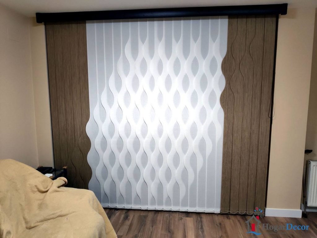 cortinas verticales hogardecor madrid en oferta